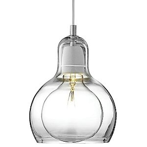 Mega Bulb Pendant by &Tradition
